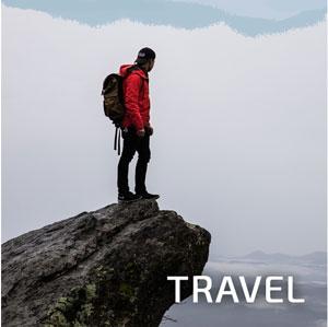 Attrezzature per viaggi outdoor