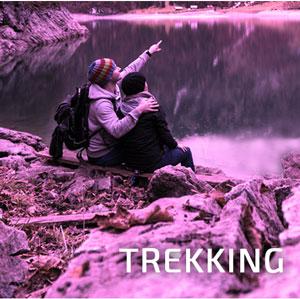 Attrezzatura er il trekking