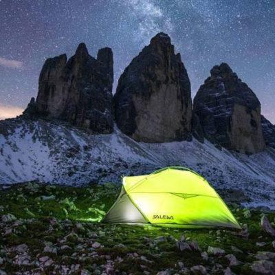Tende da campeggio - trekking