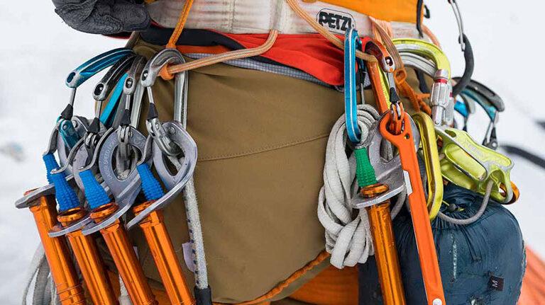 Prodotti per l'arrampicata