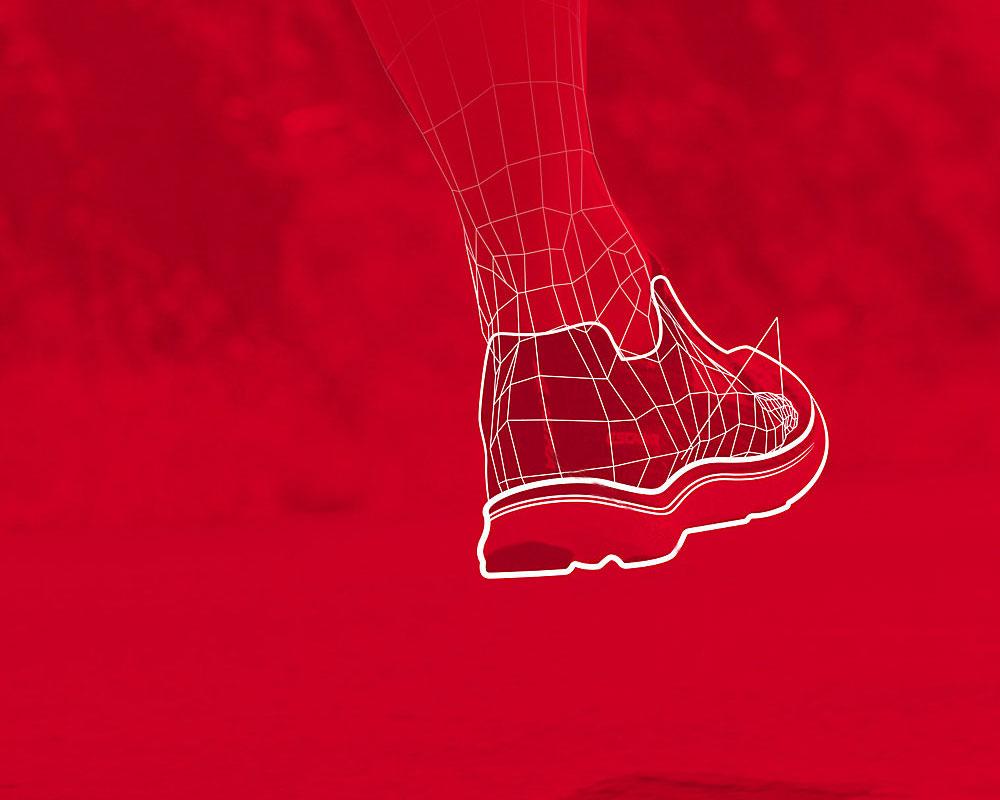 Scarpe da corsa e trail running